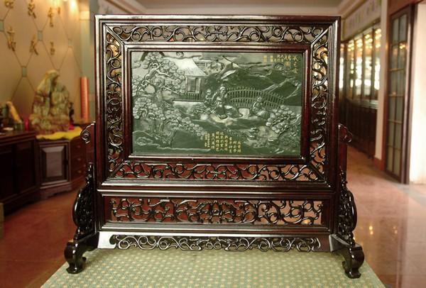 省级旅游商品——天寿玉雕