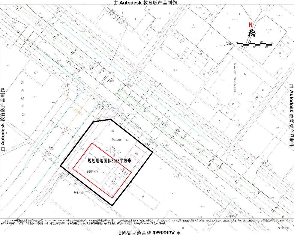 20170912天长市怡和进出口有限公司3233平方米地块建设用地规划许可证公示-Model.jpg