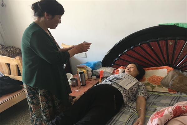 """永丰镇民生社区开展老年人生存认证""""收尾""""工作"""