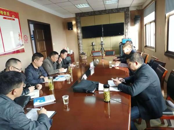 安徽省广德县农业委员会来我市考察学习农村集体产权改革工作