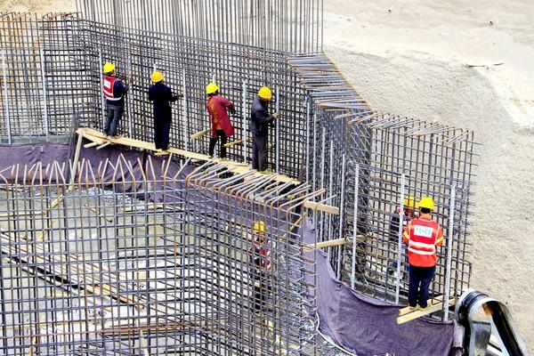 南市区二期路网建设项目进展迅速