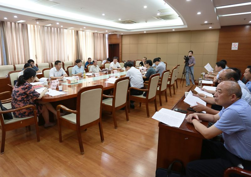 贺家平主持召开市政府第33次常务会议