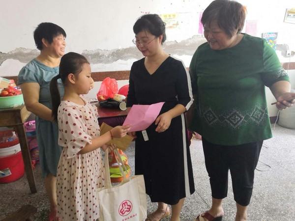 天长市仁和集镇:暑期开展留守儿童关怀关爱系列活动