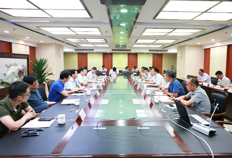 市委書記鄧繼敢率隊赴南京市六合區洽談對接