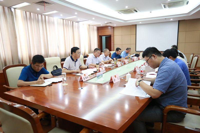 市人大常委會組織開展《滁州市揚塵污染防治條例》執法檢查