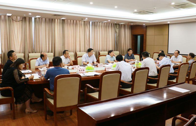 鄧繼敢主持召開市委外事工作委員會第一次會議