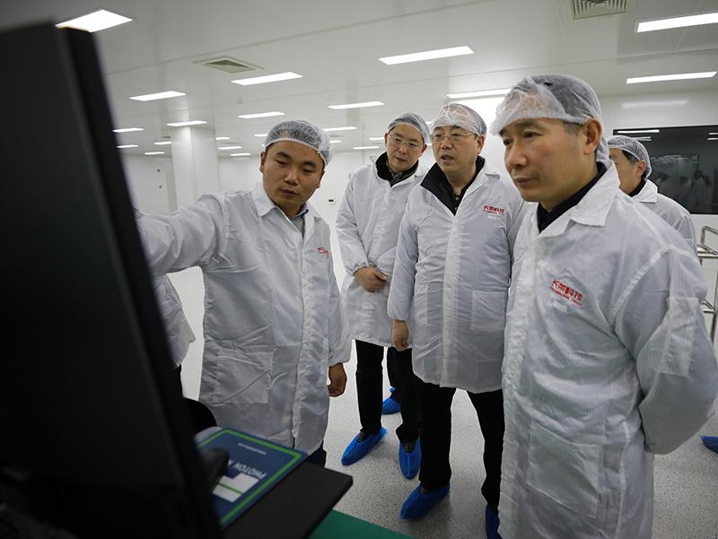 张祥安在我市调研时强调:理清思路添举措 招大引强再发力 坚定不移推动县域经济高质量发展