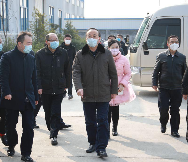 张祥安在天长市调研督导疫情防控工作时强调