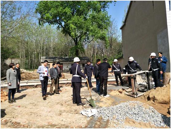 冶山镇开展金牛湖周边集中整治违法建设专项行动